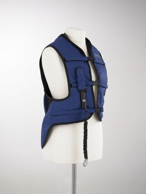 The Original Air Jacket by Helite - Royal Blue